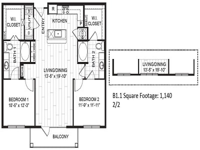Two Bedroom Apartment HOLDEN HEIGHTS APARTMENTS