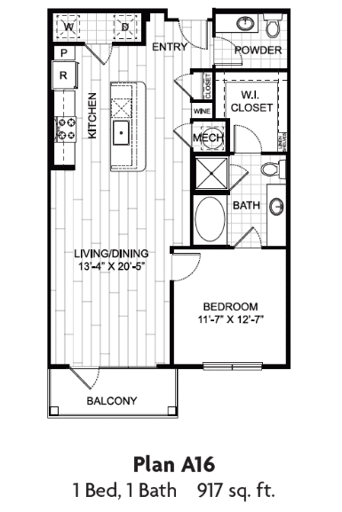 One bedroom apartments for rent in Heights Houston