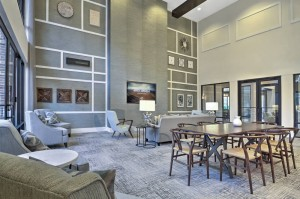 Apartment rentals in The Heights Houston