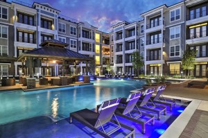 Apartments rental in The Heights Houston