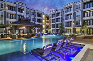 Apartments rentals in The Heights Houston